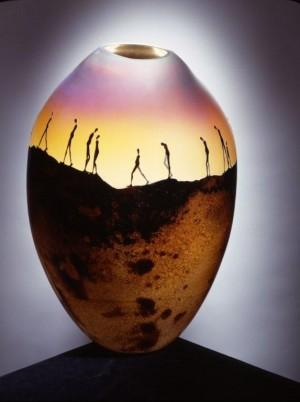 Journey Vase
